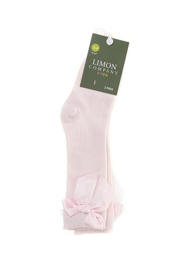 Limon Company Soket Çorap Pembe
